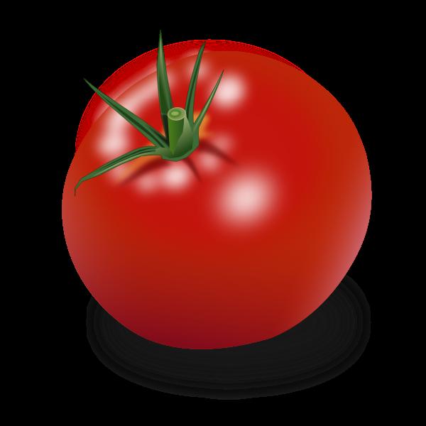 Red Tomato Free Svg
