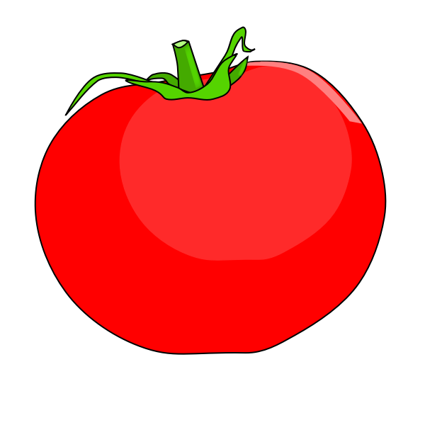 Red veggie