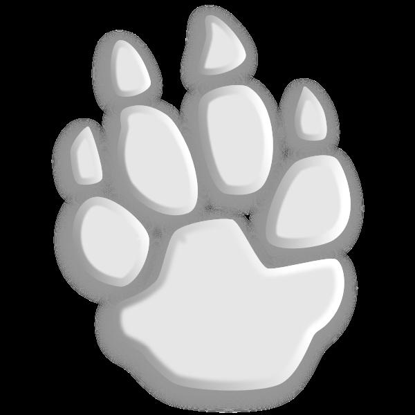 Animal footprint 2