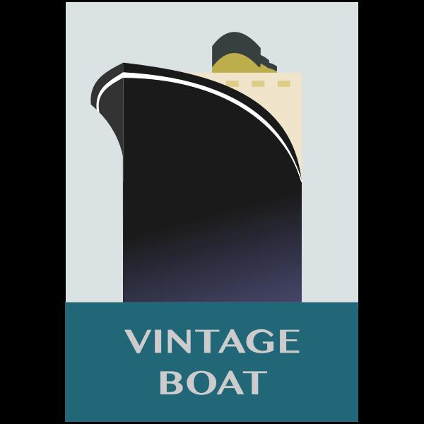 Transatlantic boat