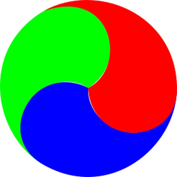 Tri-yang symbol