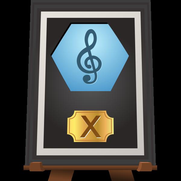 Music reward image