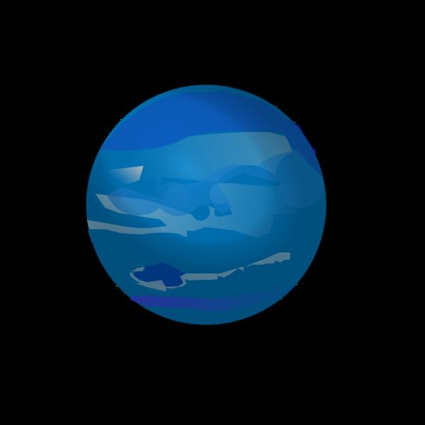 Uranius vector image