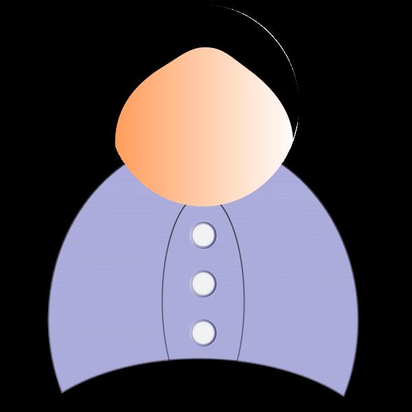 User icon symbol