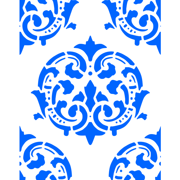Victorian Background Ornament