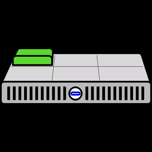 Single virtual machine vector graphics