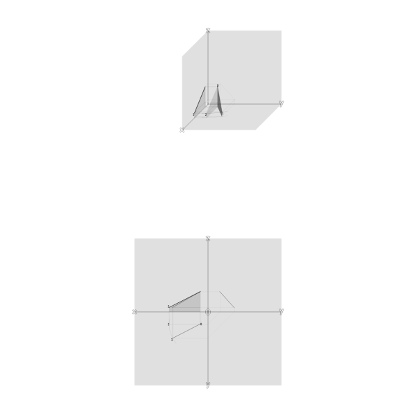 True Length of a Line by Rotating its Projection