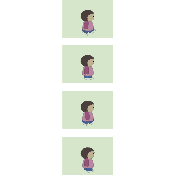 Walk animation