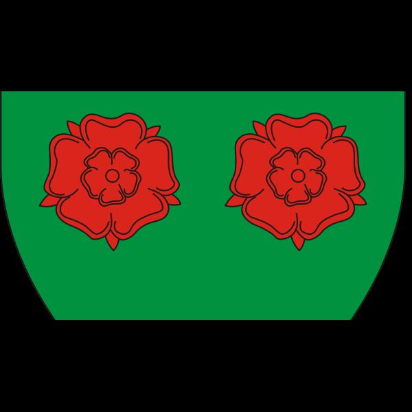 Vector image of coat of arms of Bielsko-Biala