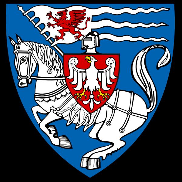 Vector image of coat of arms of Koszalin City