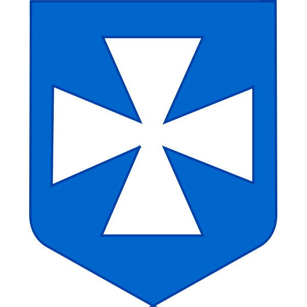 Vector graphics of coat of arms of Rzeszow City