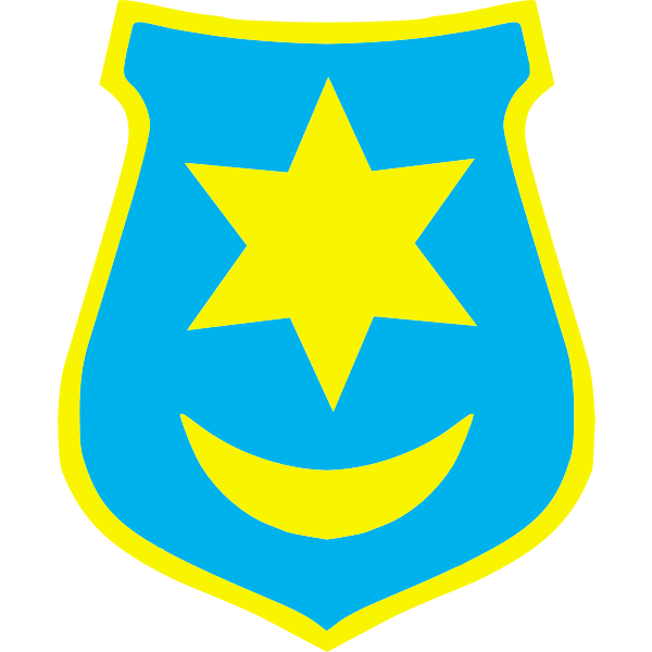 Vector image of coat of arms of Tarnow City