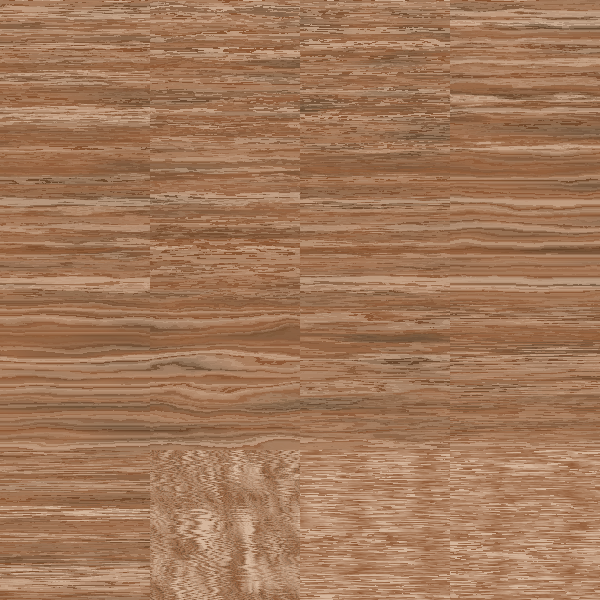 Weathered wood grain