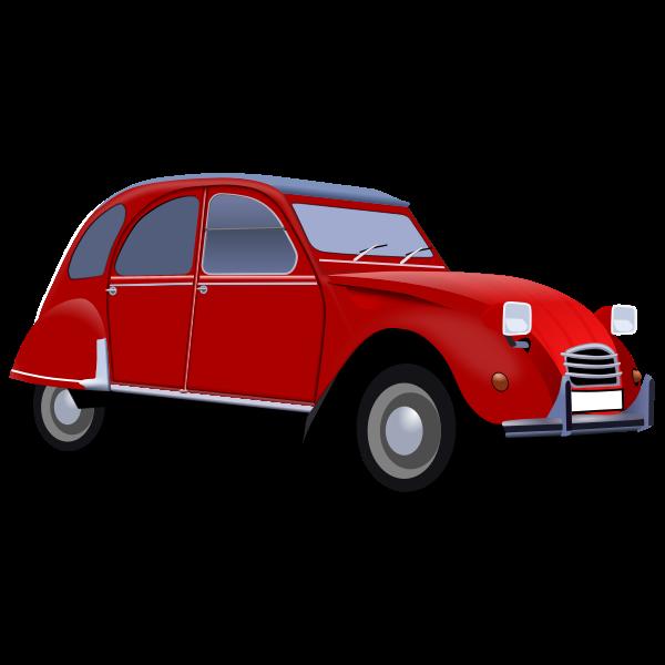 2cv4 Automobile Car