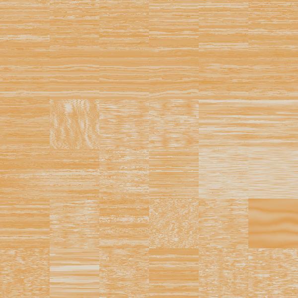 Wooden brown blocks vector image