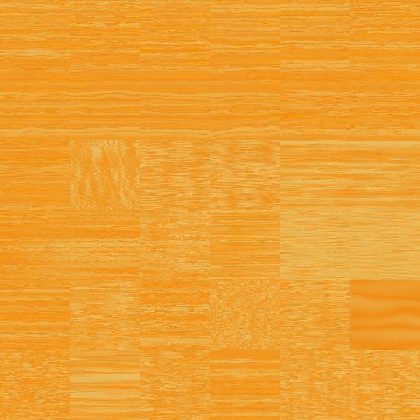 Brown wood grain pack vector image