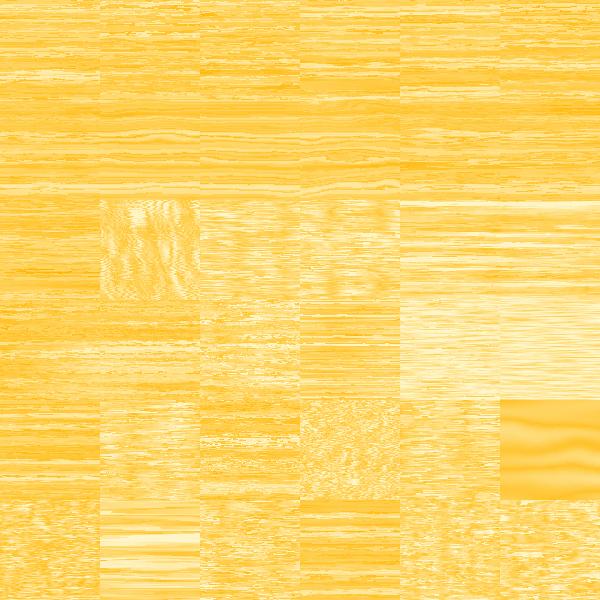Yellow wood grain pack