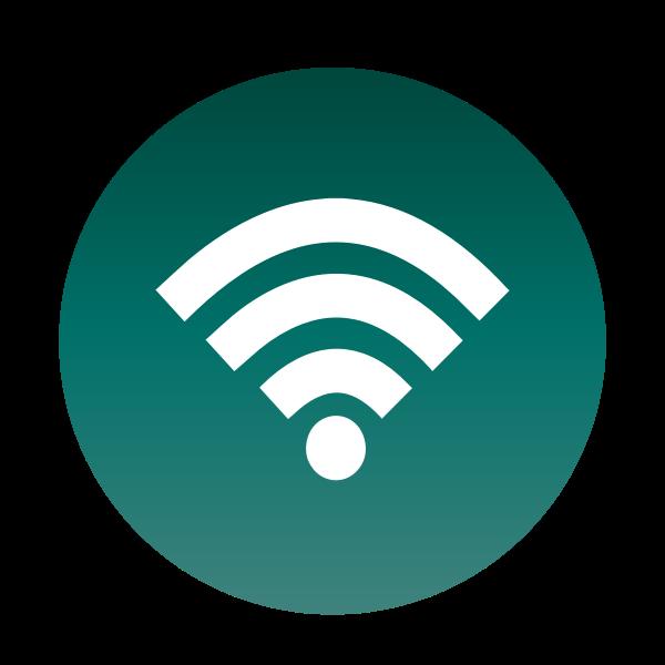 Wifi green signal