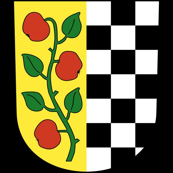 Vector emblem of Affoltern