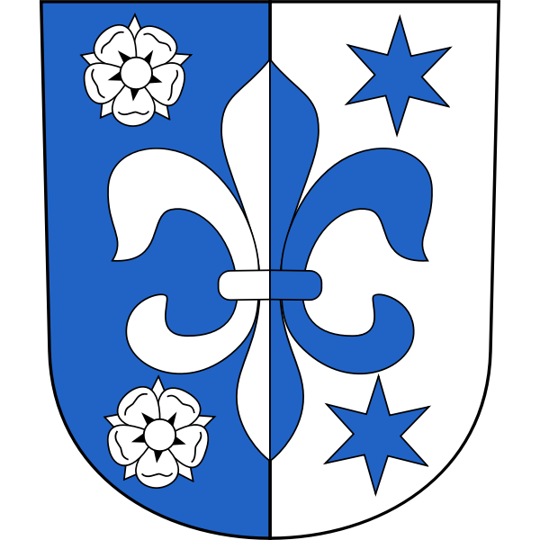 Vector coat of arms of Fehraltorf