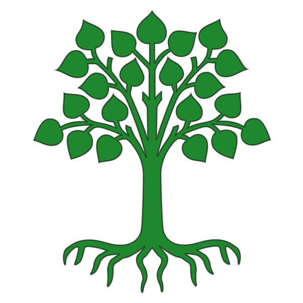 Vector clip art of coat of arms of Lindau City
