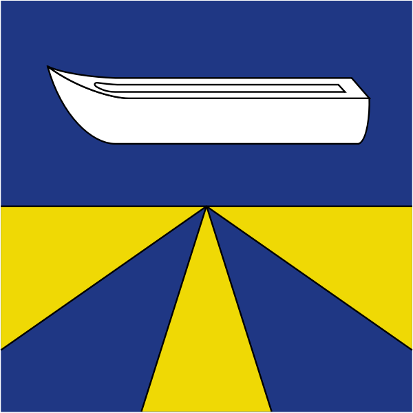 Vector clip art of coat of arms of Seegräben City