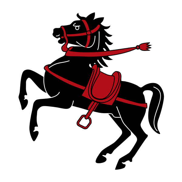 Vector clip art of emblem of the municipality of Seuzach