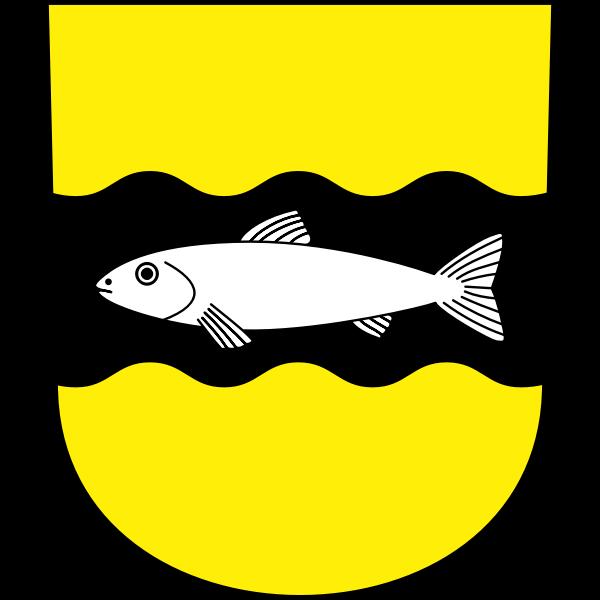 Schwerzenbachcoat of arms vector graphics