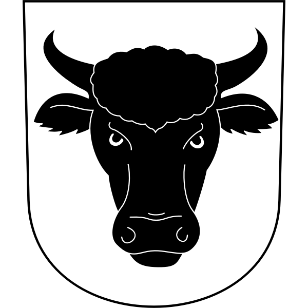 Urdorf coat of arms vector image