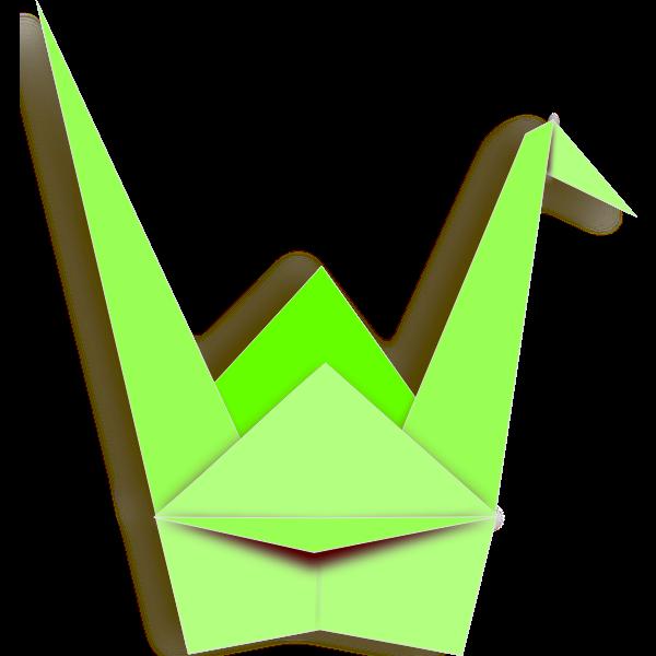 Small size Mixed color paper cranes origami materials Love ...   600x600