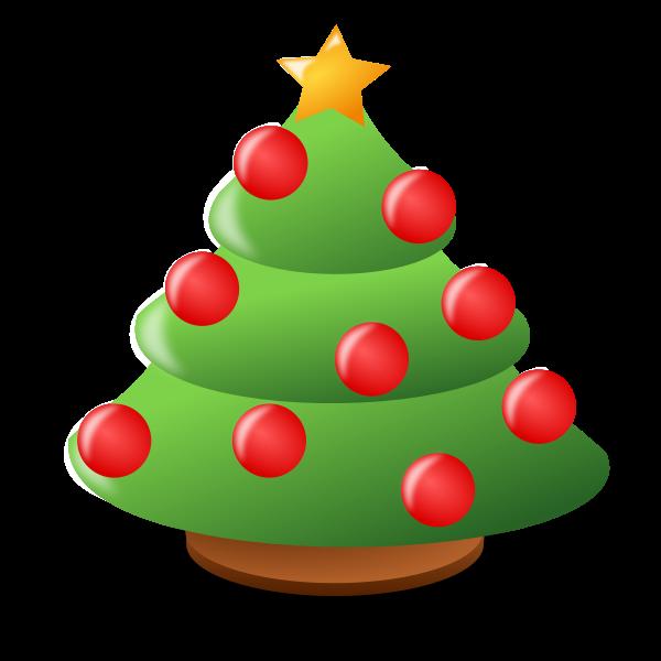 Christmas Icon Vector Graphics