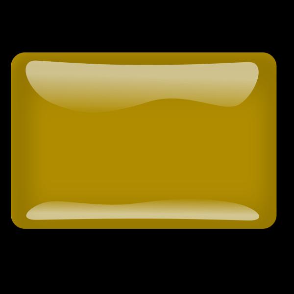 Gloss yellow square button