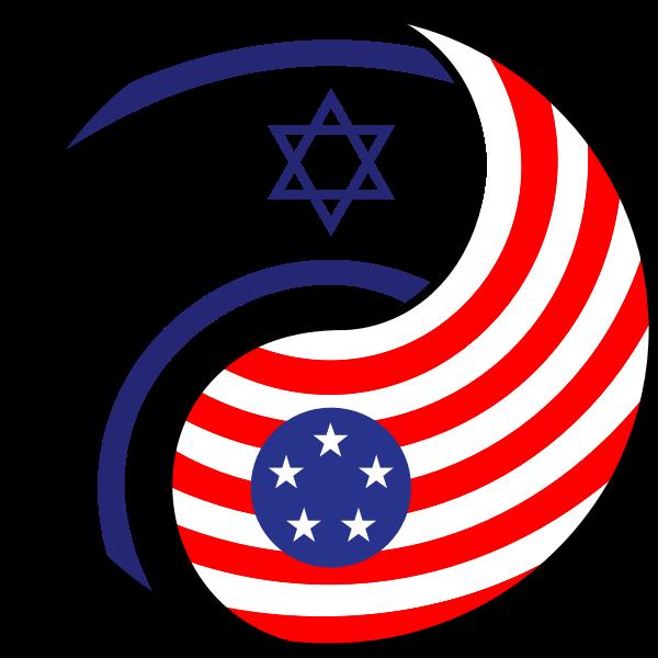 yin yang israel america final