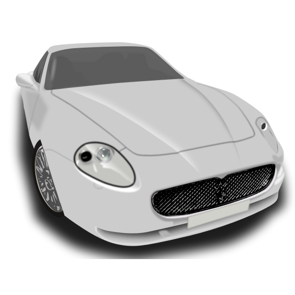 Vector illustration of luxury vehicle