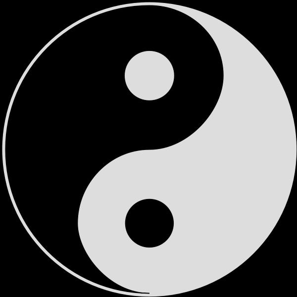 Pale Yin-Yang