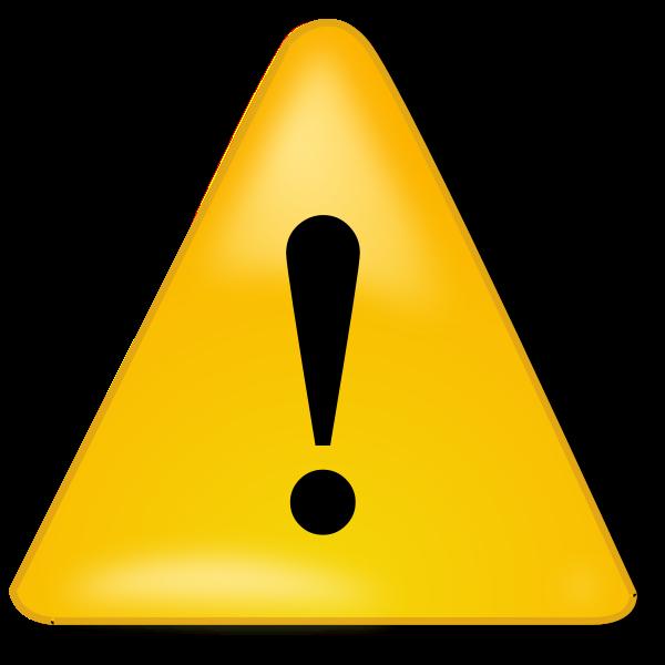 Warning notification