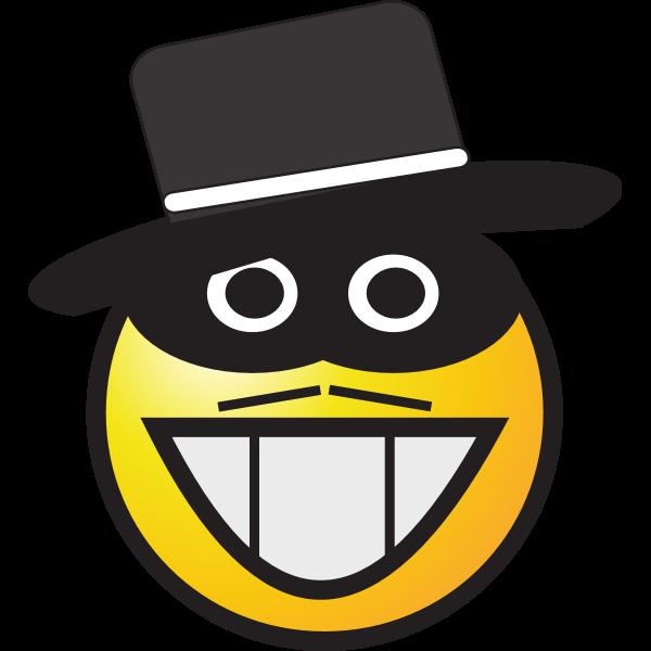 Zorro emoticon