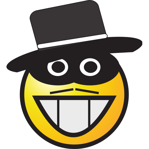 Zorro emoticon