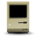 Macintosh 128K - CPU only
