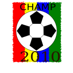 Champ football 2010,soccer,bujung