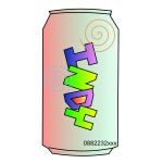 Indy Cola Can
