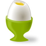 Ester egg vector graphics