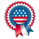 4th July ribbon