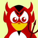 Devil Penguin