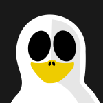 Ghost Penguin