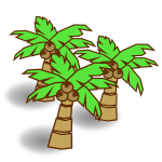 Jungle map icon