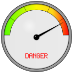 Danger icon image