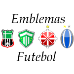 Four soccer emblems vector clip art