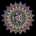 Chromatic Mandala 2