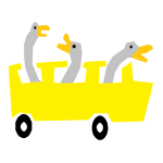 Geese Bus